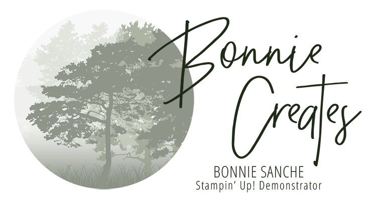 Bonnie Sanchez - Stampin' Up! Demonstrator